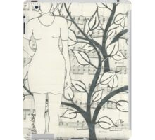 Feeling ONE with Nature iPad Case/Skin