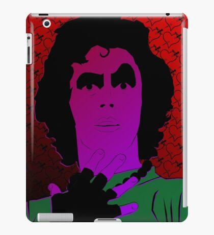 Rocky Horror Pop Art - The Doctor iPad Case/Skin