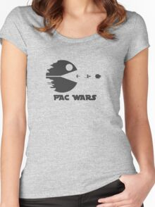 Pac Wars Women's Fitted Scoop T-Shirt