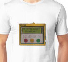 Printing Ticket Unisex T-Shirt
