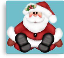 Cute Santa Canvas Print