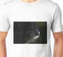 Cat's whiskers Unisex T-Shirt