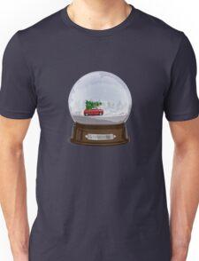 Christmas globe Unisex T-Shirt