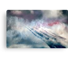 Red/ White/ Blue Canvas Print