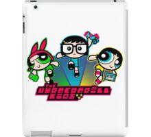 The Burger Grill kids iPad Case/Skin