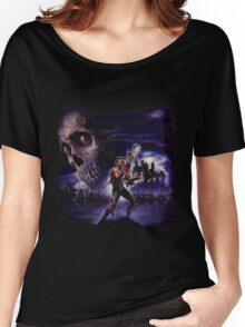 Ash the evil slayer Women's Relaxed Fit T-Shirt