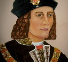 Richard III by Hilary Robinson