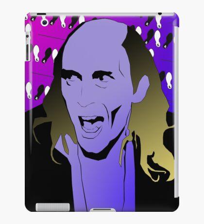 Rocky Horror Pop Art - Such Riff Raff iPad Case/Skin