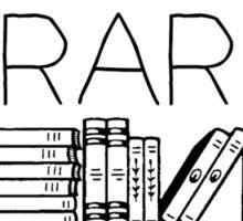 Louisville loves libraries Sticker