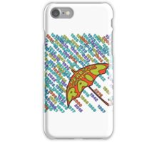 The Years Are Falling By Like The Rain iPhone Case/Skin