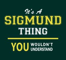 It's A SIGMUND thing, you wouldn't understand !! by satro