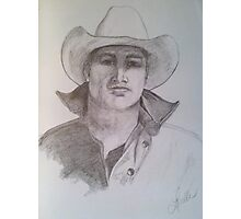 Cowboy Dream Photographic Print