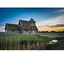 Fairfield Church Photographic Print