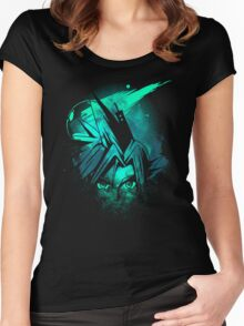 Meteor Women's Fitted Scoop T-Shirt