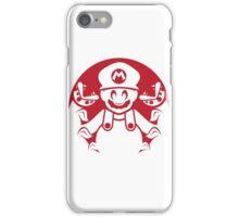 Mariobucks iPhone Case/Skin