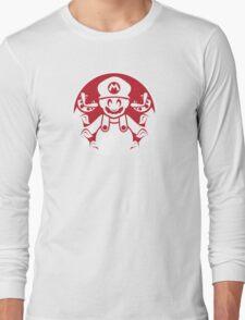Mariobucks Long Sleeve T-Shirt
