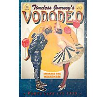 Vododeo album artwork Photographic Print