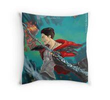 DMC-Dante Throw Pillow