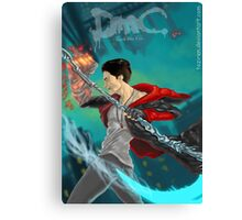 DMC-Dante Canvas Print