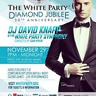 White Party Diamond Jubilee 30th Anniverasry by omar305