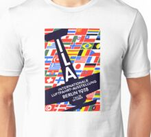 1928 International Air Show Unisex T-Shirt