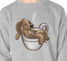 Coffee dog  Pullover