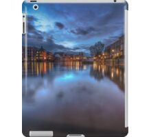 Reflections On The Ouse iPad Case/Skin