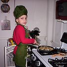 I Will Be Your Chef This Evening by Lorelle Gromus