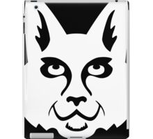 obey not obey disobey iPad Case/Skin
