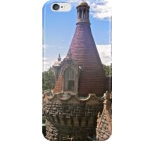 Turrets at Rockport Castle, 1000 Islands, NY, USA iPhone Case/Skin