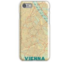 Vienna Map Retro iPhone Case/Skin