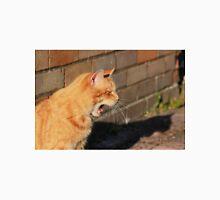 Yawning cat Unisex T-Shirt