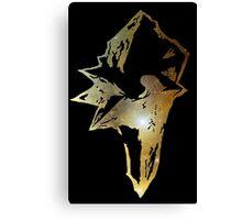 °FINAL FANTASY° Final Fantasy IX Space Logo Canvas Print