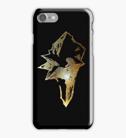 °FINAL FANTASY° Final Fantasy IX Space Logo iPhone Case/Skin