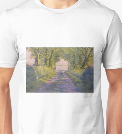 Hockney's Tunnel from t'Other Side Unisex T-Shirt