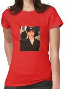 #WithHer Womens Fitted T-Shirt
