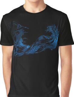 °FINAL FANTASY° Final Fantasy X Sapce Logo Graphic T-Shirt
