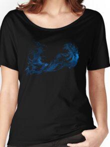 °FINAL FANTASY° Final Fantasy X Sapce Logo Women's Relaxed Fit T-Shirt