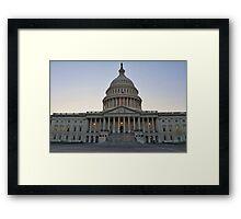 Washington DC #26 Framed Print