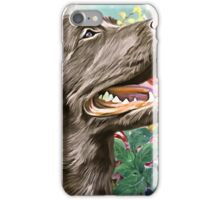 Labrador Painting  iPhone Case/Skin