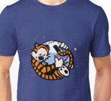 The Calvin and Hobbes Firefox Unisex T-Shirt
