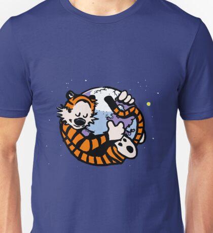 The Calvin and Hobbes Firefox Unisex T-Shirt