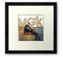 machine GK Framed Print