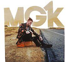machine GK Photographic Print