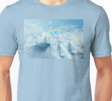 heaven's waterfall Unisex T-Shirt