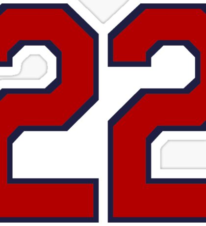 #22 Sticker