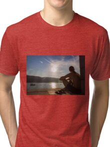 Chillin At Seaside Tri-blend T-Shirt