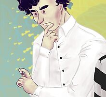 Sherlock Investigates by youraveragejoke
