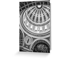 Pennsylvania State Capital #2 Greeting Card