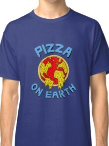 Pizza On Earth Classic T-Shirt